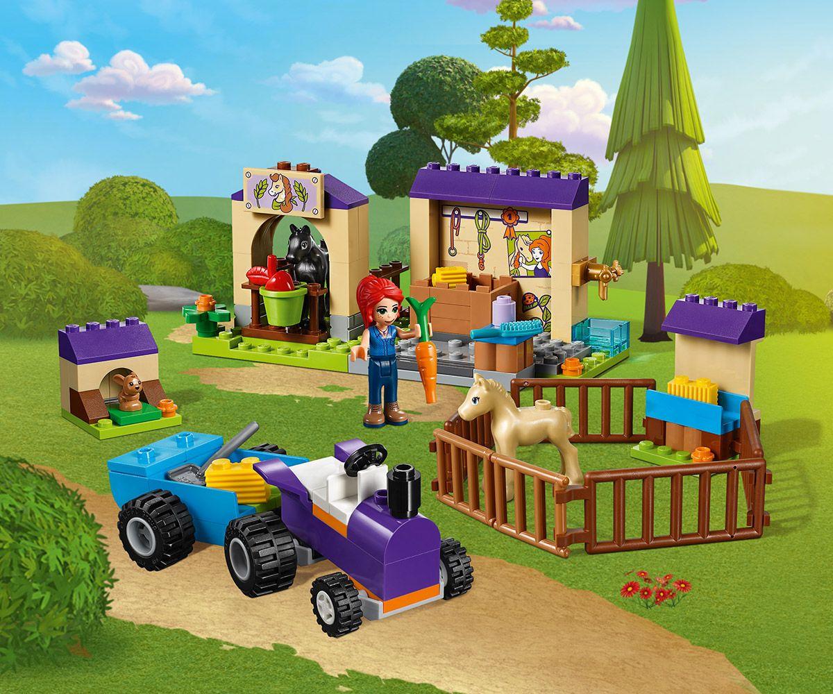 Конструктор Lego Friends - Конюшнята на Mia (41361) - 9
