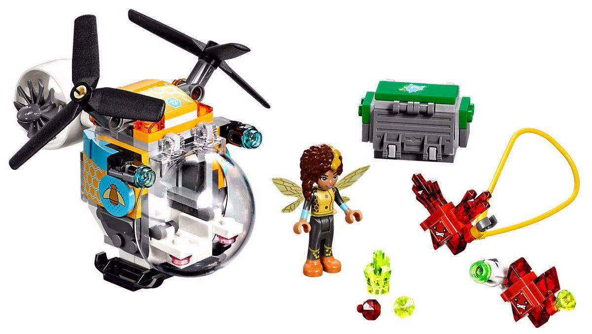 Конструктор Lego DC Super Hero Girls - Хеликоптер на Бръмбъра™ (41234) - 7