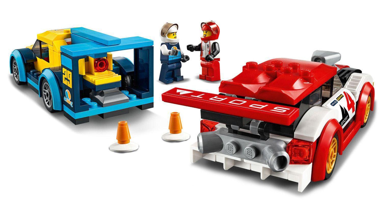 Конструктор Lego City Nitro Wheels - Състезателни коли (60256) - 5