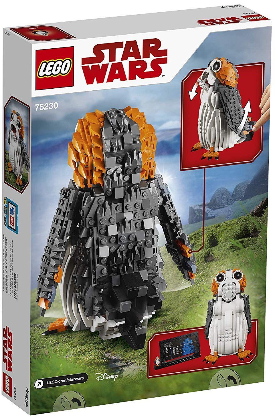 Конструктор Lego Star Wars - Porg (75230) - 6