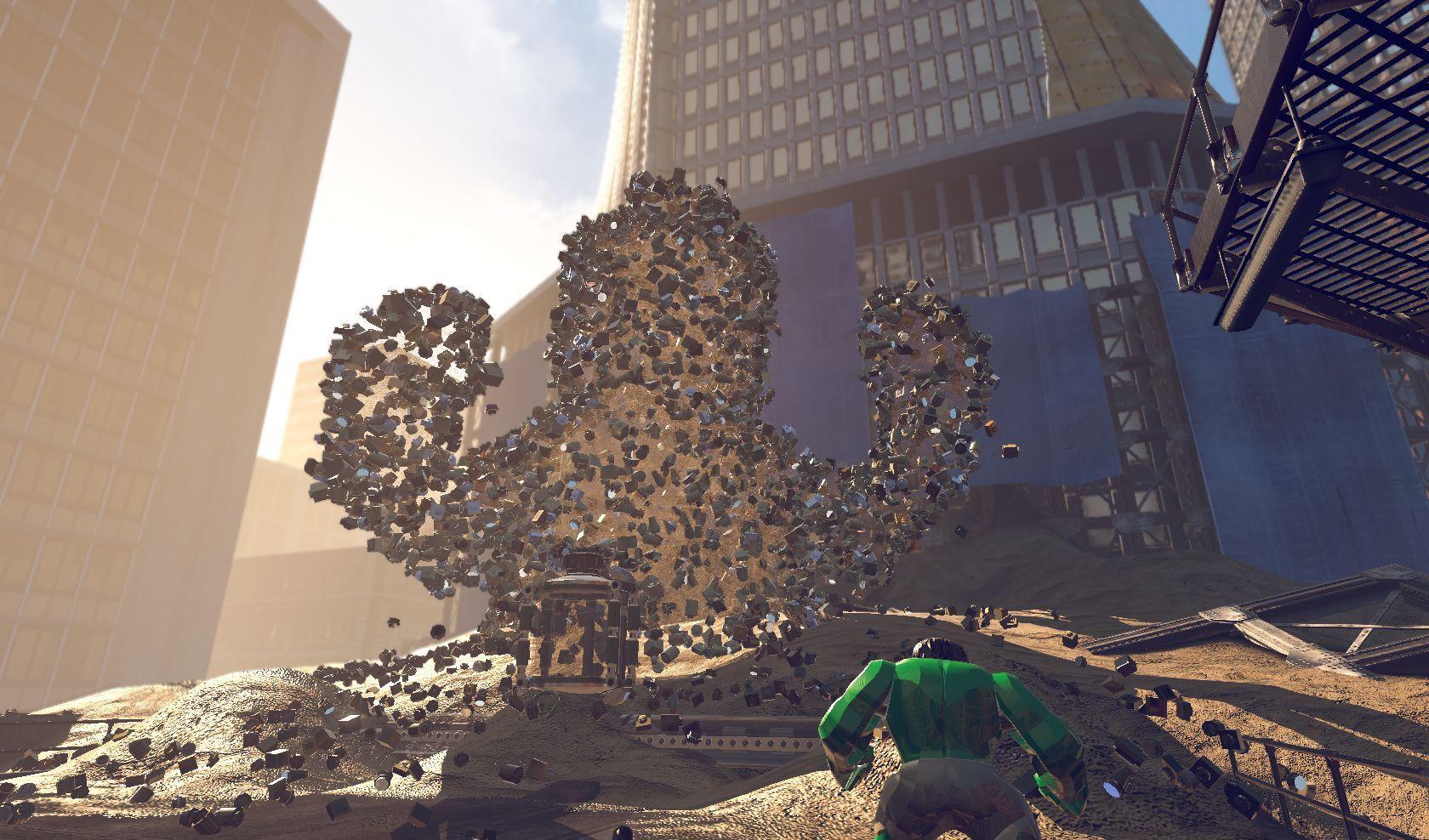 LEGO Marvel Super Heroes (Xbox 360) - 4
