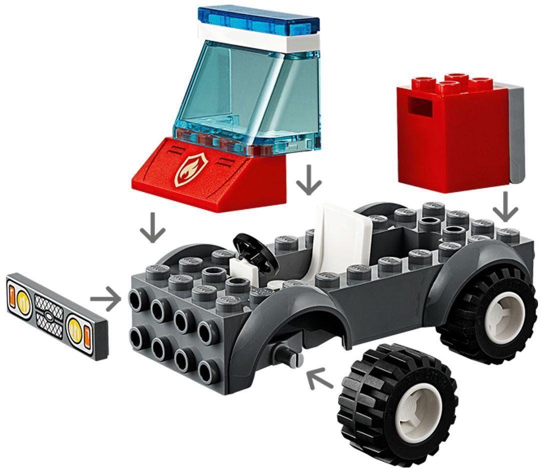 Конструктор Lego City - Изгарящо барбекю (60212) - 3