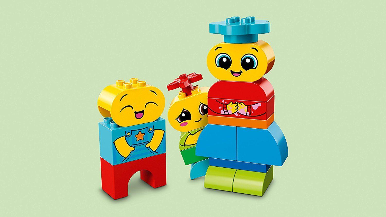 Конструктор Lego Duplo - Моите първи емоции (10861) - 3