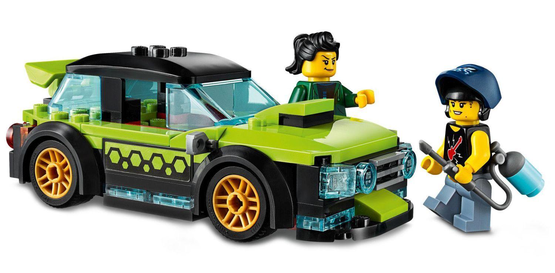 Конструктор Lego City Nitro Wheels - Сервиз за тунинг (60258) - 6
