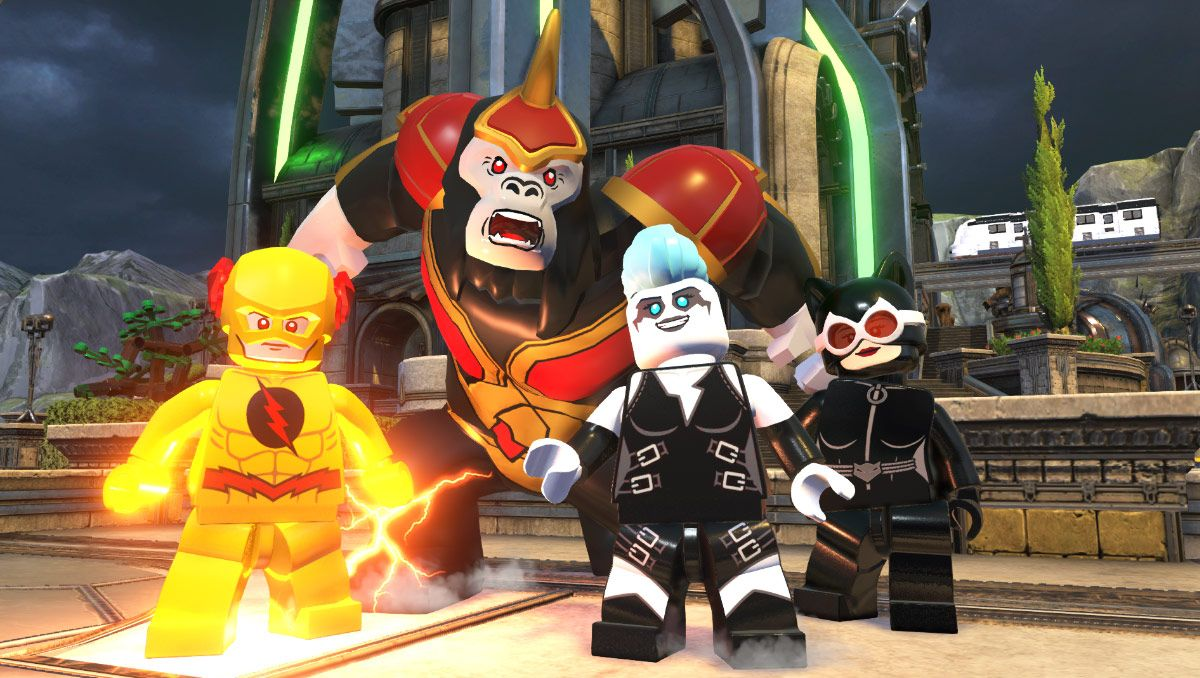 LEGO DC Super-Villains (PS4) - 4