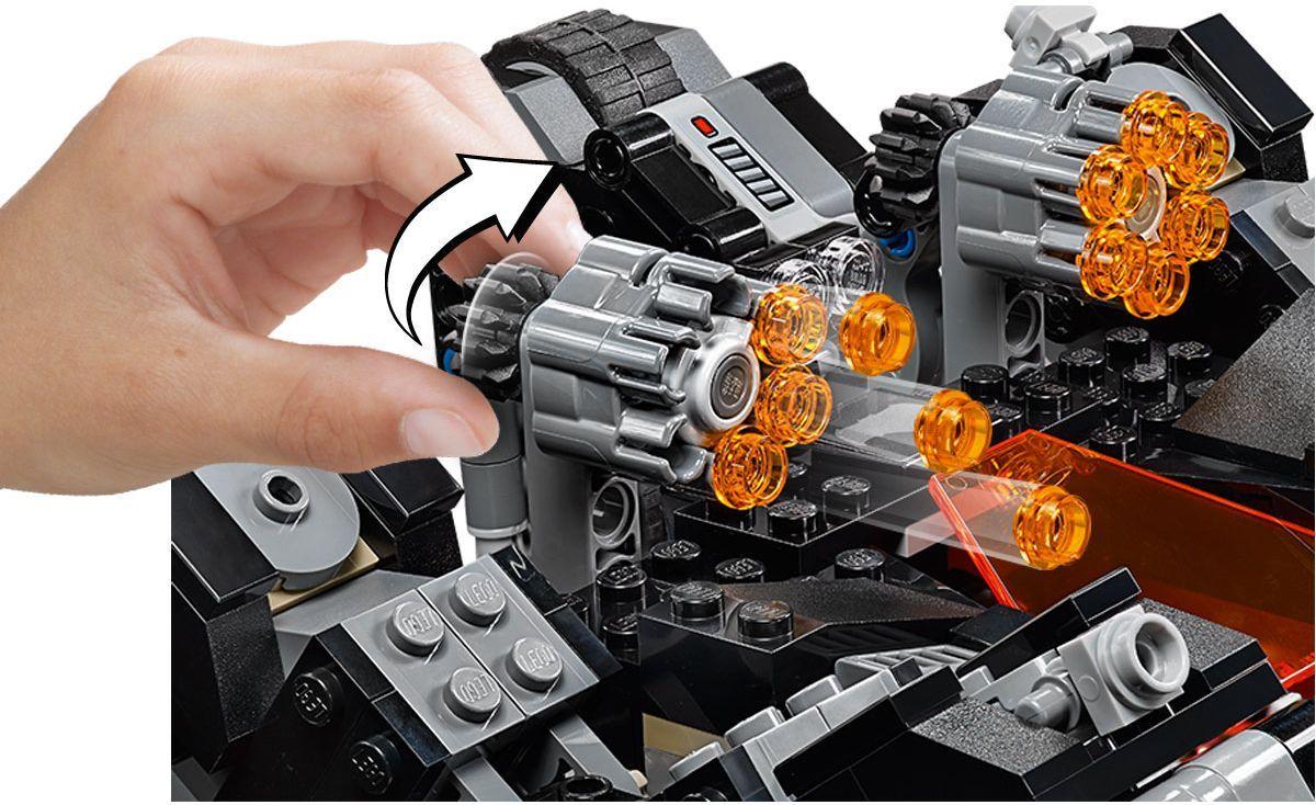 Конструктор Lego Super Heroes - Нападение в тунела (76086) - 10