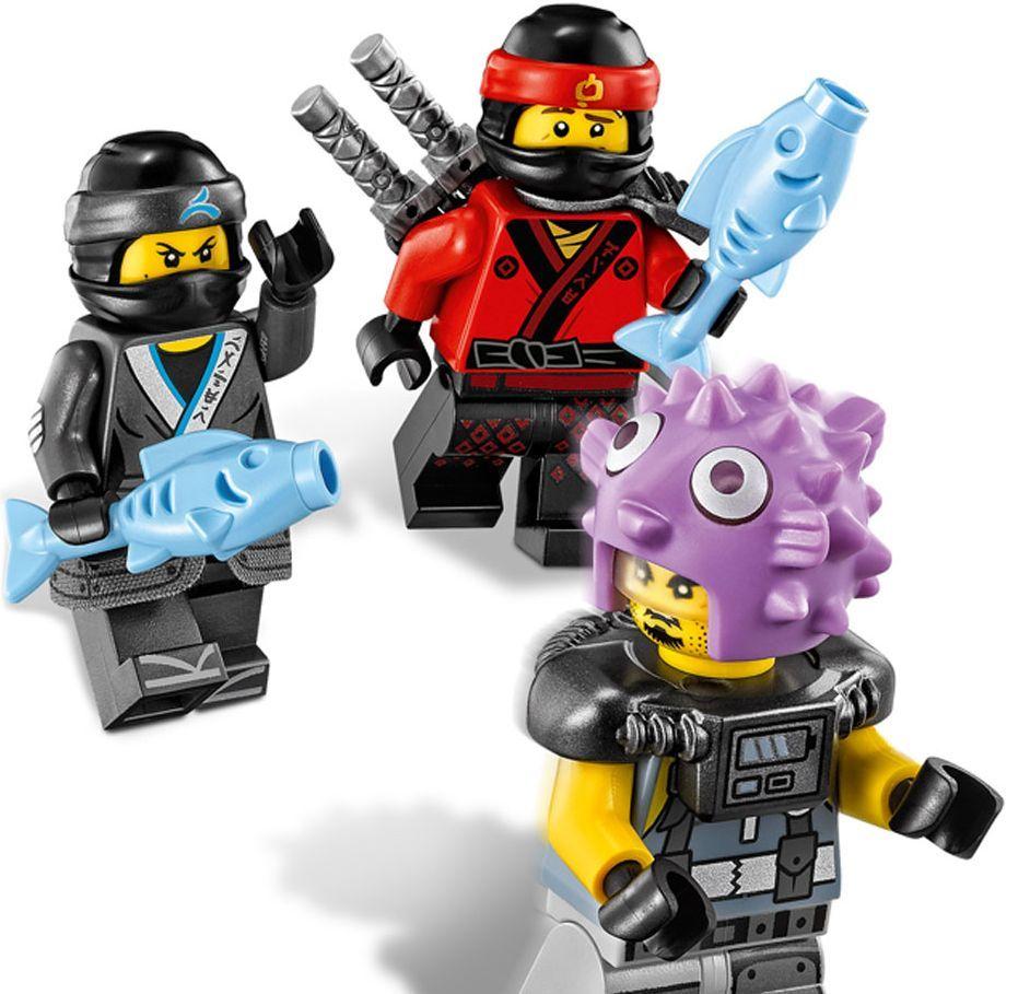 Конструктор Lego Ninjago - Водомерка (70611) - 3