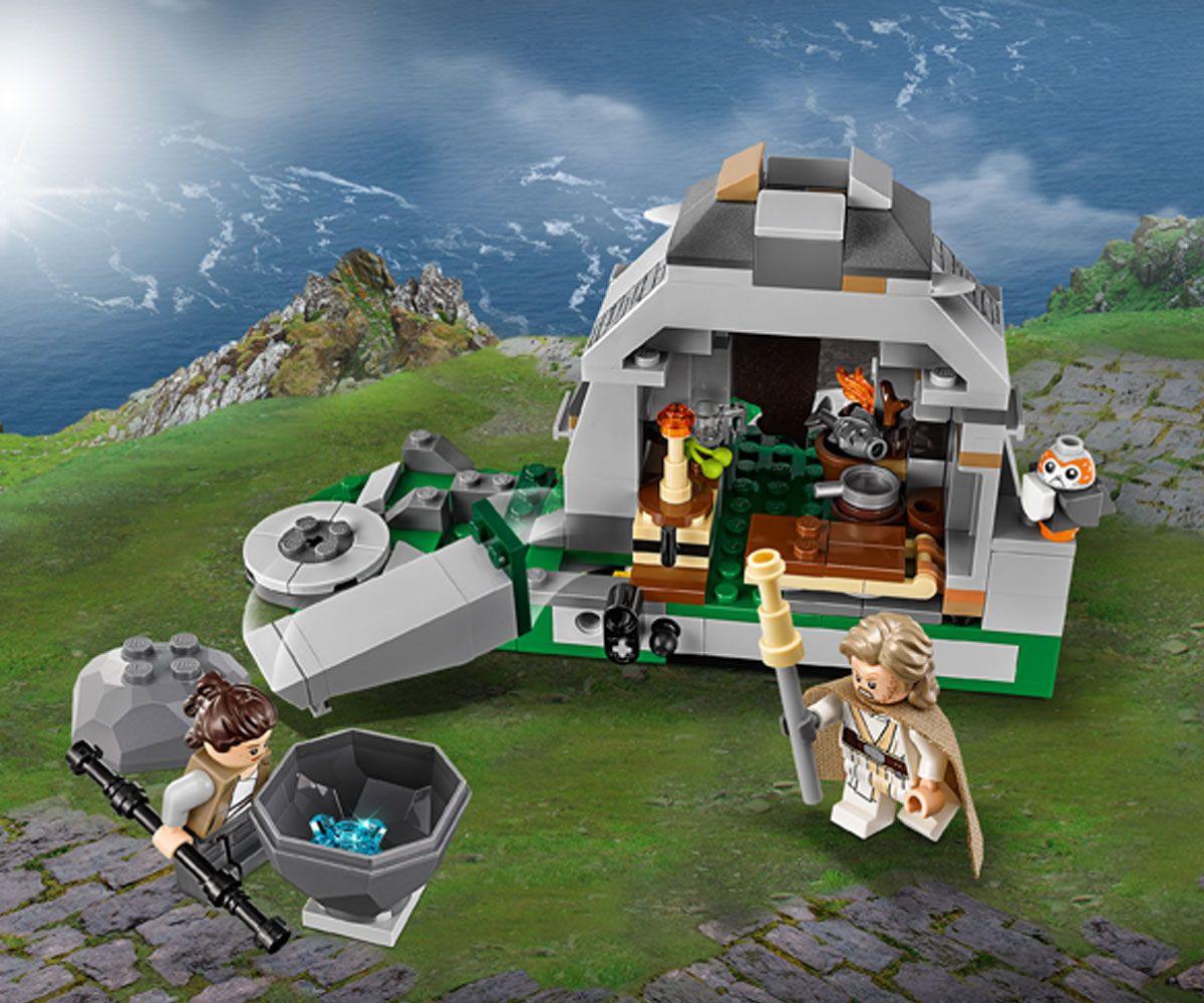 Конструктор Lego Star Wars - Ski Speeder™ vs. First Order Walker™ Microfighter (75195) - 6
