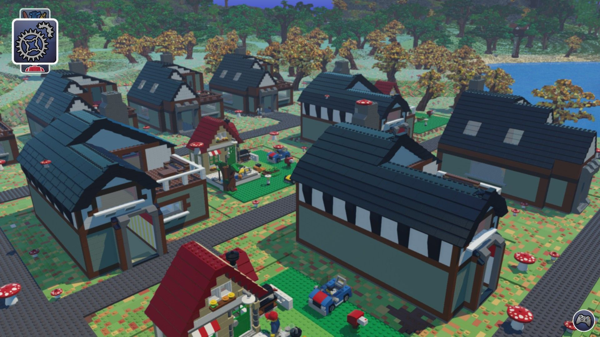 LEGO Worlds (PS4) - 4