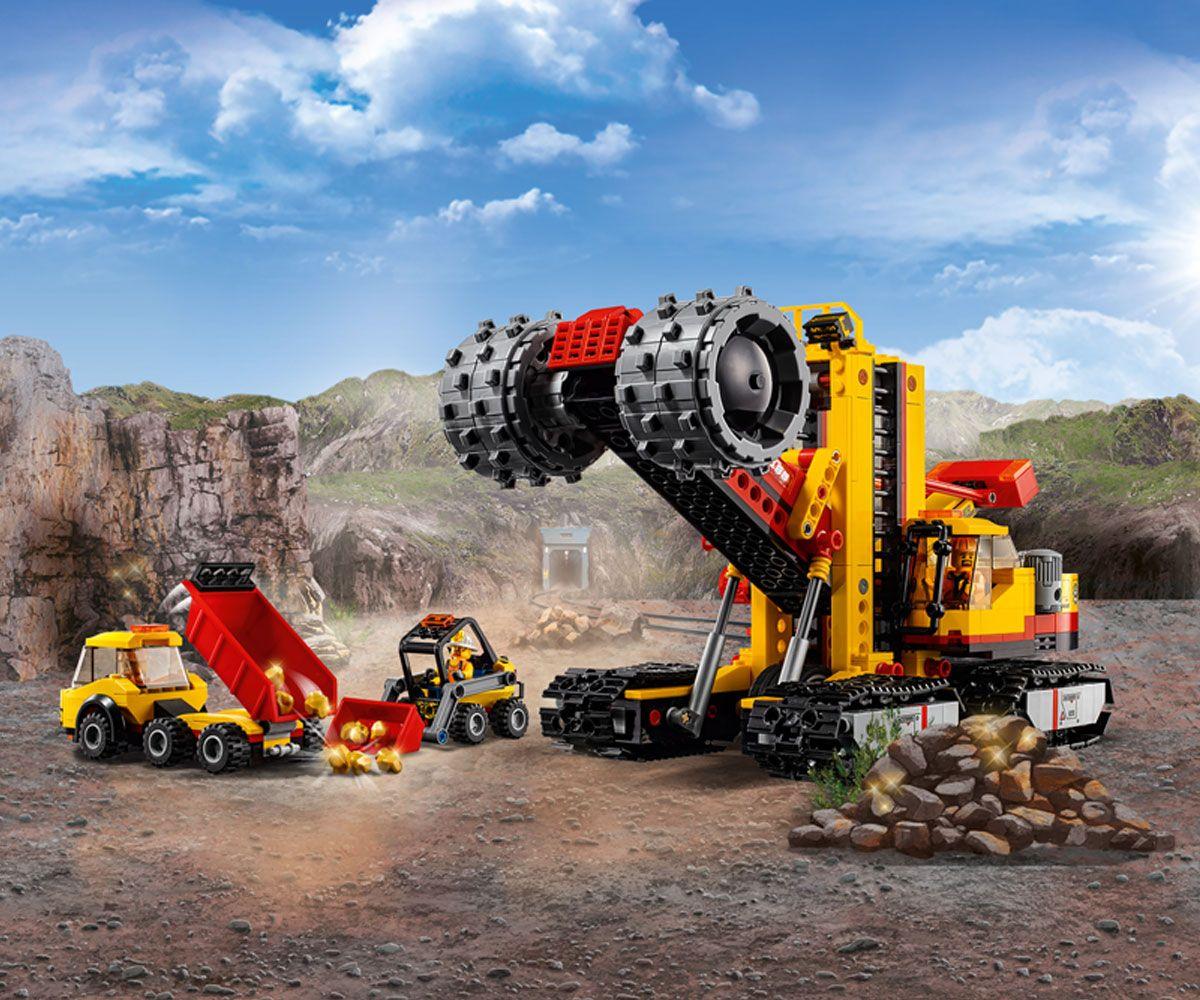 Конструктор Lego City - Място за експерти (60188) - 16