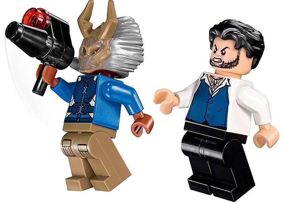 Конструктор Lego Super Heroes - Royal Talon Fighter Attack (76100) - 3