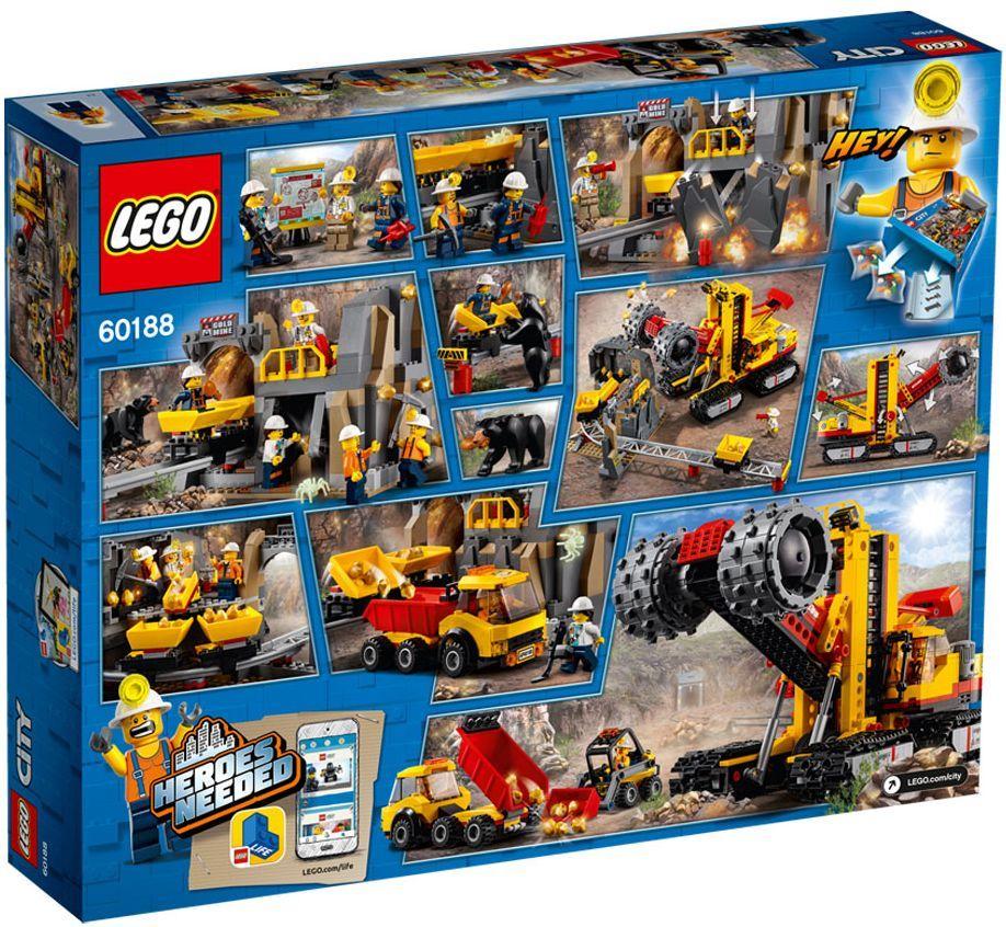 Конструктор Lego City - Място за експерти (60188) - 14