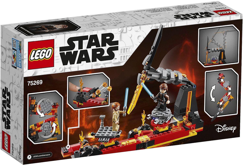 Конструктор Lego Star Wars - Дуел на Mustafar (75269) - 2