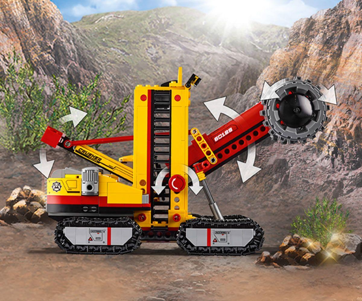 Конструктор Lego City - Място за експерти (60188) - 7