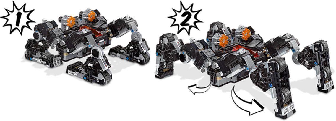 Конструктор Lego Super Heroes - Нападение в тунела (76086) - 11