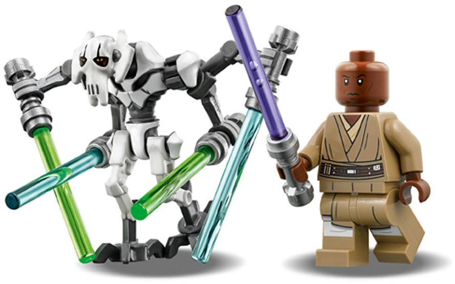 Конструктор Lego Star Wars - Бойният скутер на General Grievous (75199) - 3