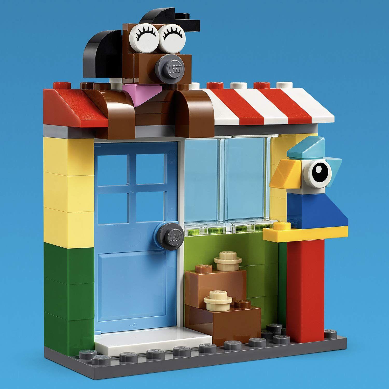 Конструктор Lego Classic - Тухлички и очи (11003) - 11