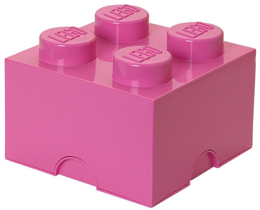 Кутия за съхранение Lego Friends - Розова - 2