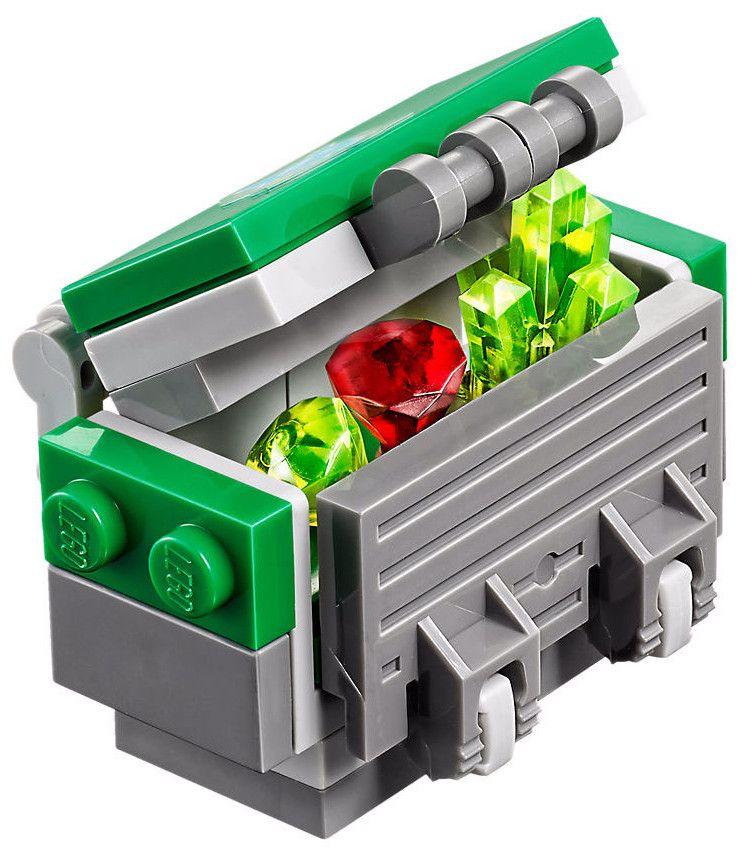 Конструктор Lego DC Super Hero Girls - Хеликоптер на Бръмбъра™ (41234) - 3