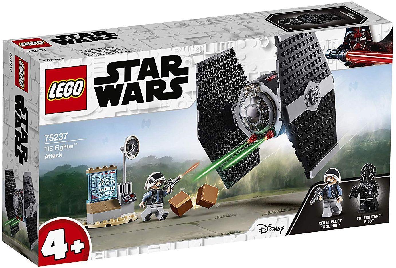 Конструктор Lego Star Wars - TIE Fighter Attack (75237) - 7