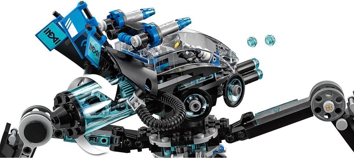 Конструктор Lego Ninjago - Водомерка (70611) - 4