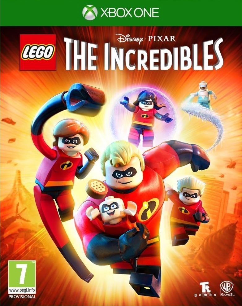 LEGO The Incredibles (Xbox One) - 1
