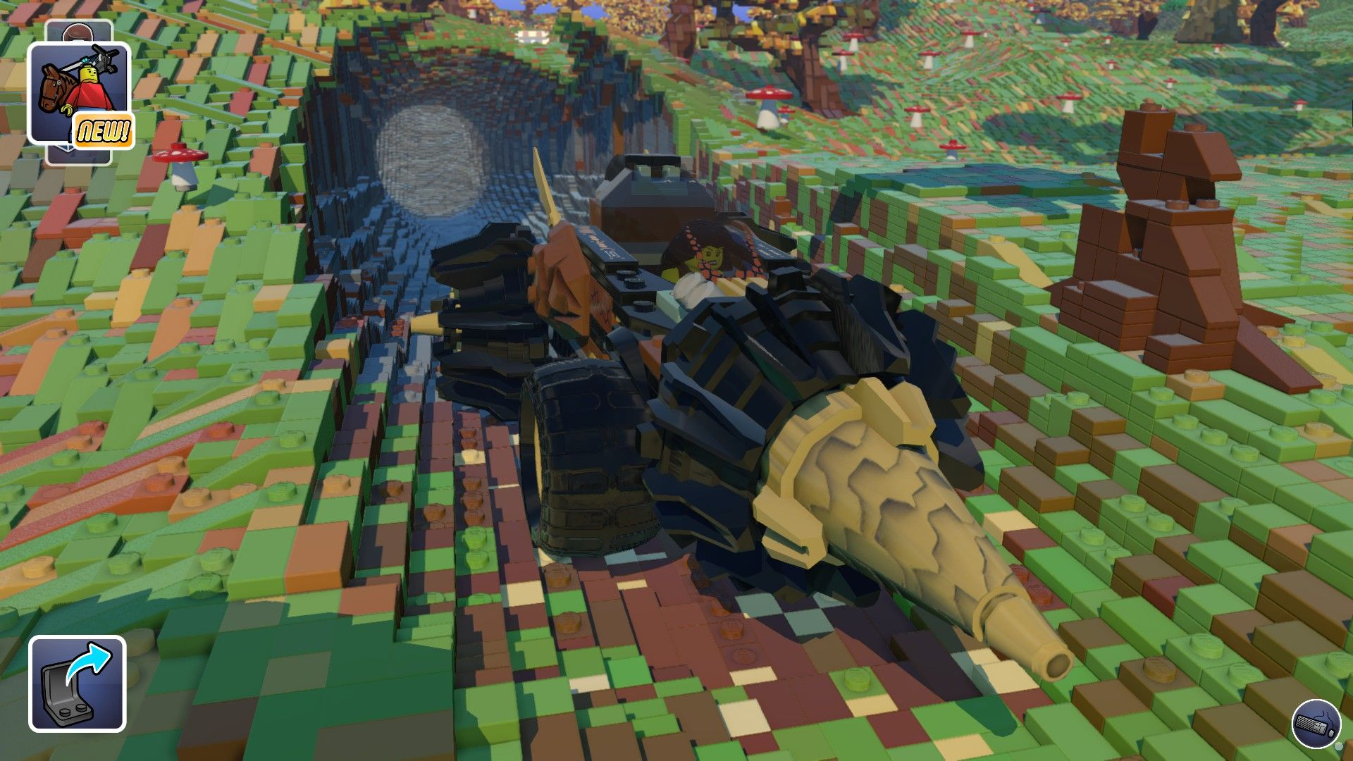 LEGO Worlds (PS4) - 9
