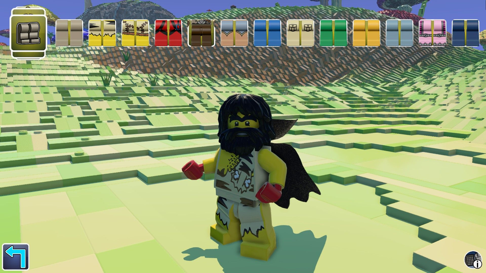 LEGO Worlds (PS4) - 8