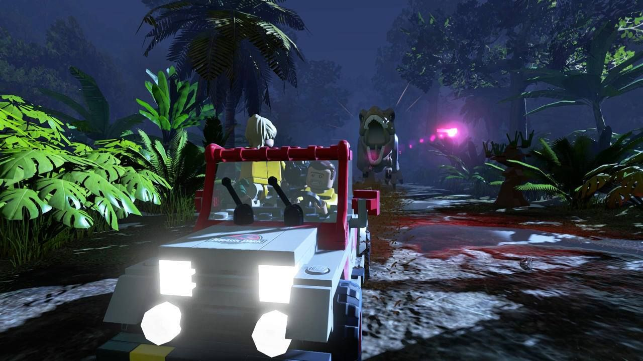 LEGO Jurassic World (PS4) - 6