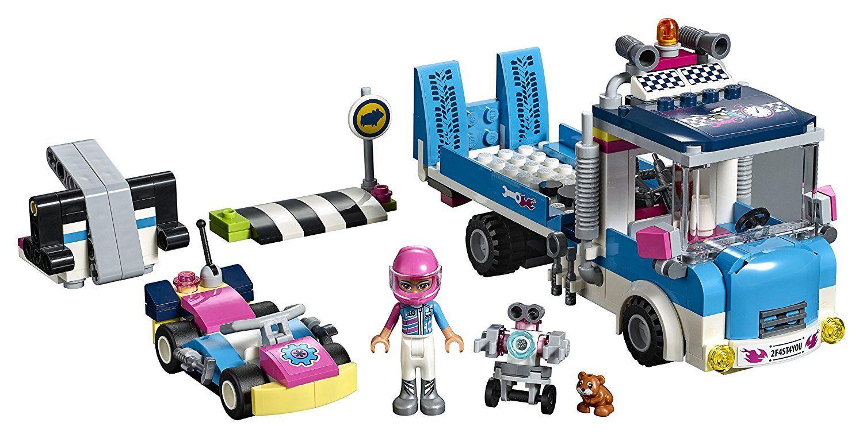 Конструктор Lego Friends - Камион за обслужване (41348) - 3