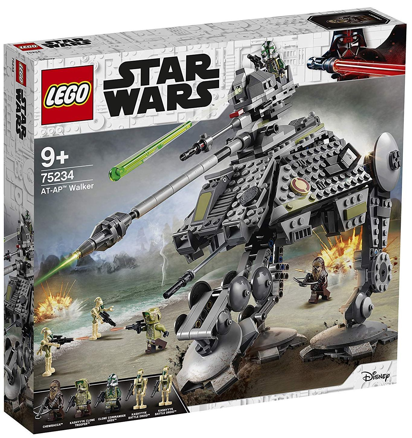 Конструктор Lego Star Wars - AT-AP Walker (75234) - 10