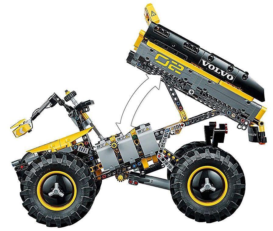 Конструктор Lego Technic - Volvo концепция, колесен товарач (42081) - 5