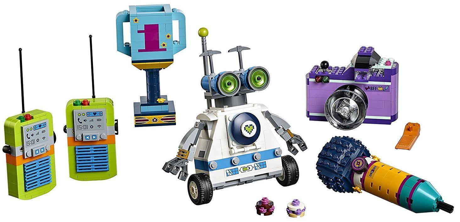 Конструктор Lego Friends - Кутия на приятелството (41346) - 3