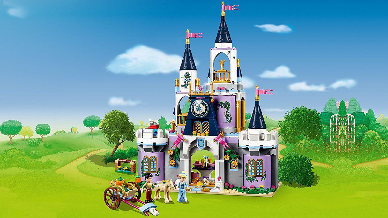 Конструктор Lego Disney Princess - Мечтаният замък на Пепеляшка (41154) - 8