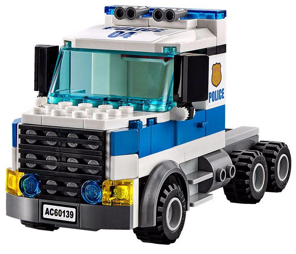 Конструктор Lego City - Мобилен команден център (60139) - 2