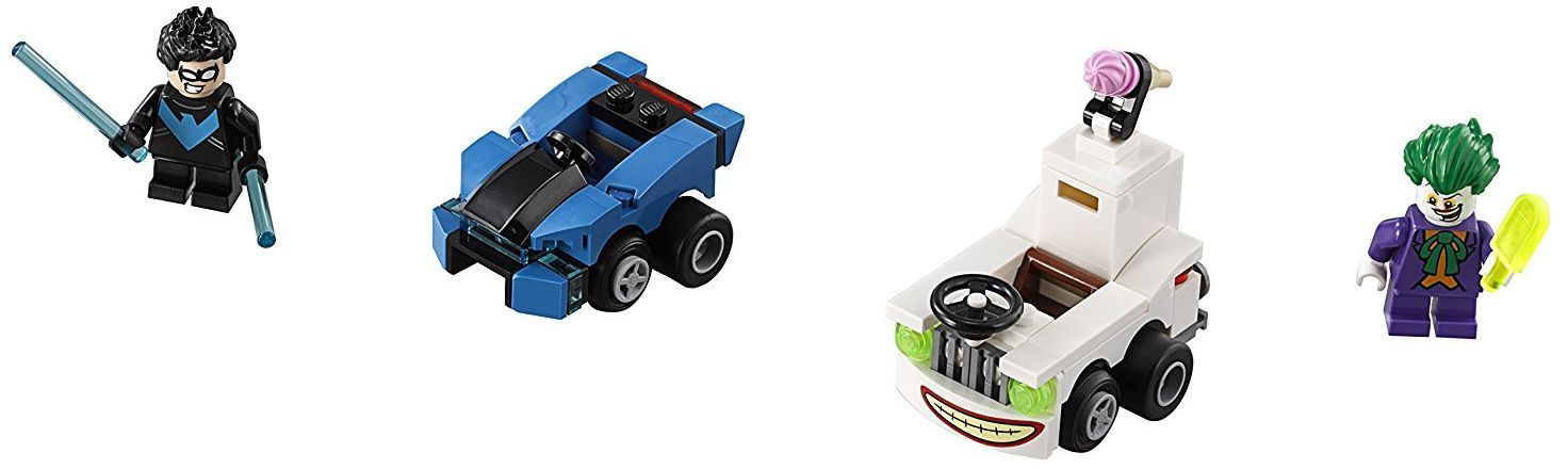 Конструктор Lego Super Heroes - Mighty Micros: Nightwing™ vs. The Joker™ (76093) - 7