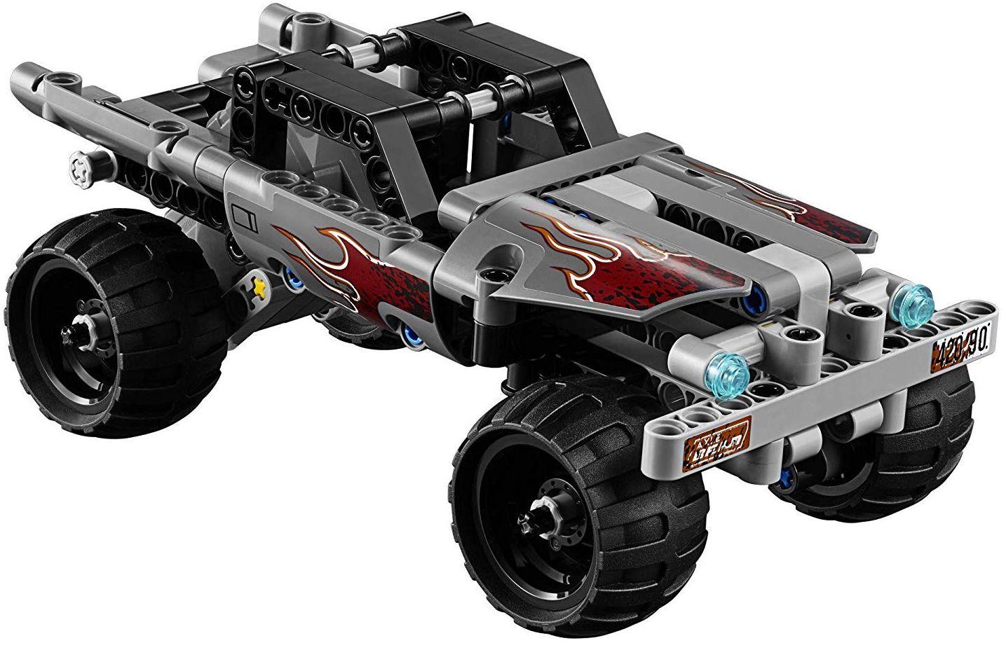Конструктор Lego Technic - Камион за бягство (42090) - 3