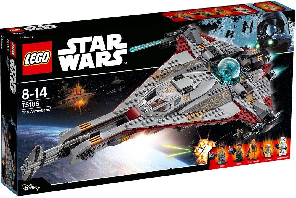 Конструктор Lego Star Wars - Стрелата (75186) - 1