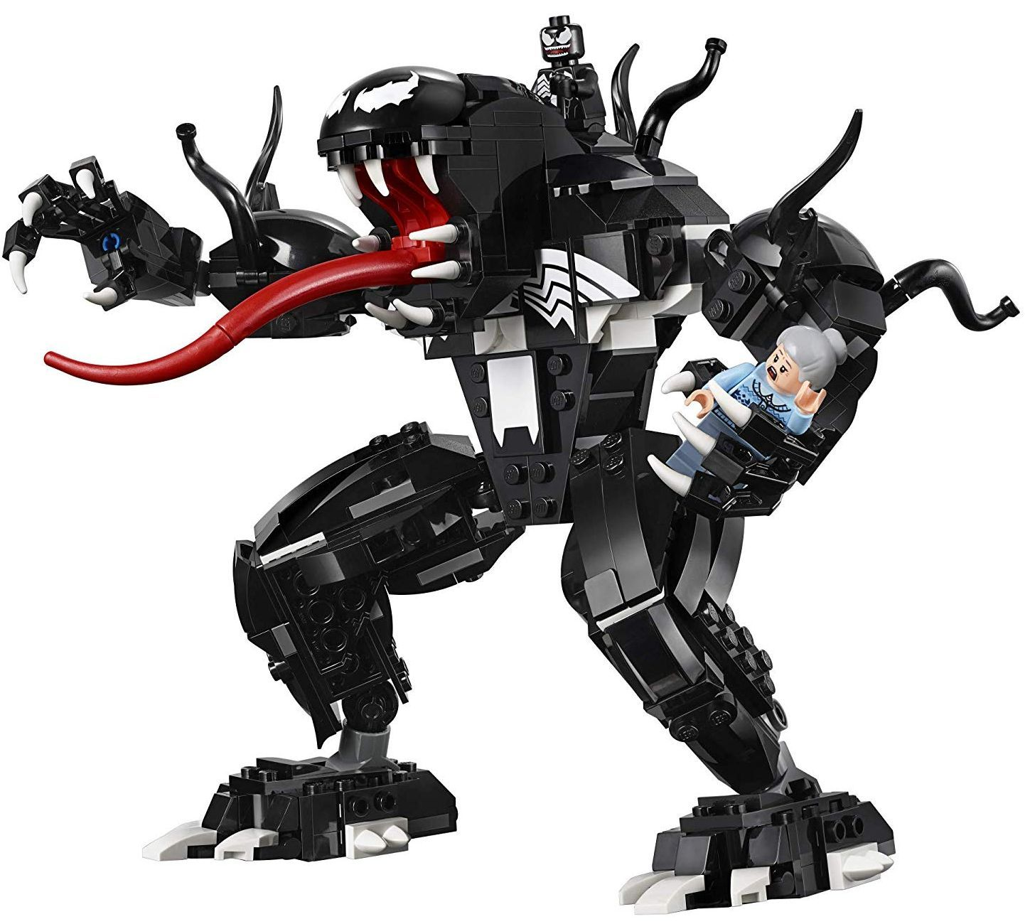 Конструктор Lego Marvel Super Heroes - Spider Mech vs. Venom (76115) - 8