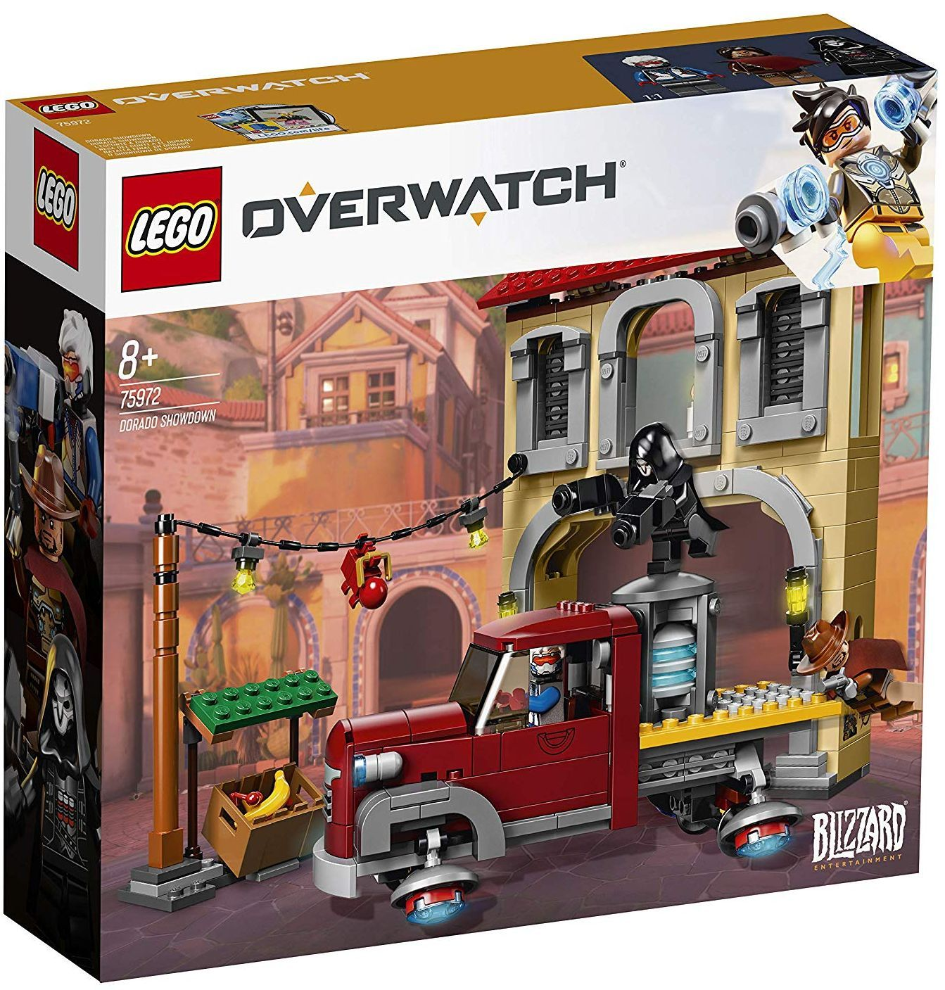 Конструктор Lego Overwatch - Dorado Showdown (75972) - 4