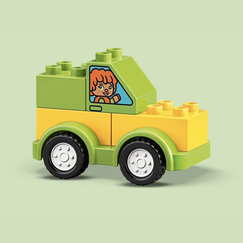 Конструктор Lego Duplo - Моите първи автомобилни творения (10886) - 8