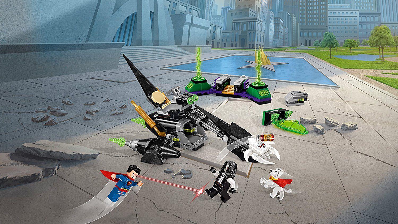 Конструктор Lego Super Heroes - Superman™ & Krypto™ Team-Up (76096) - 5