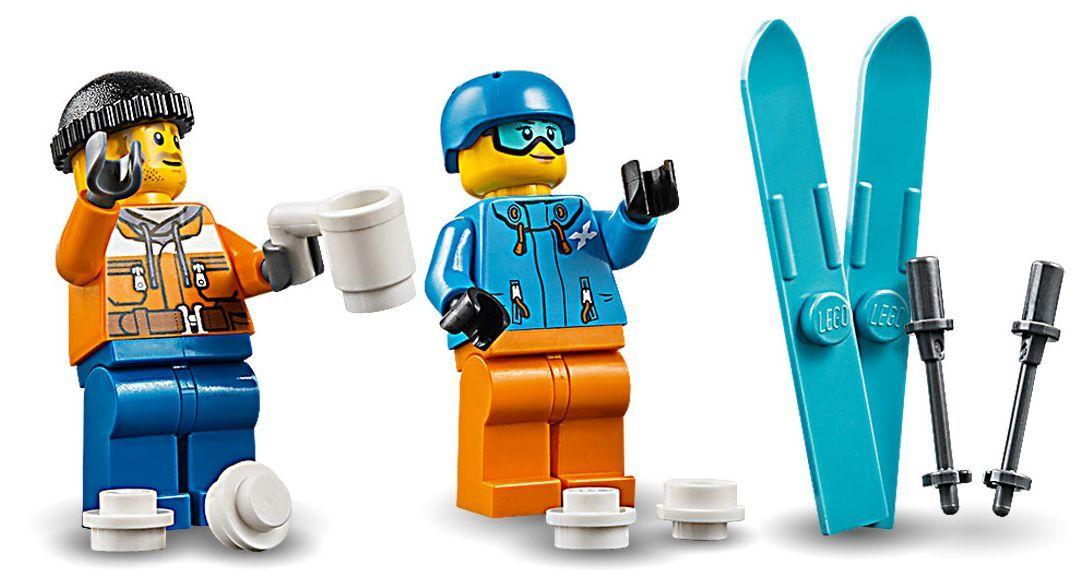 Конструктор Lego City - Ратрак (60222) - 10