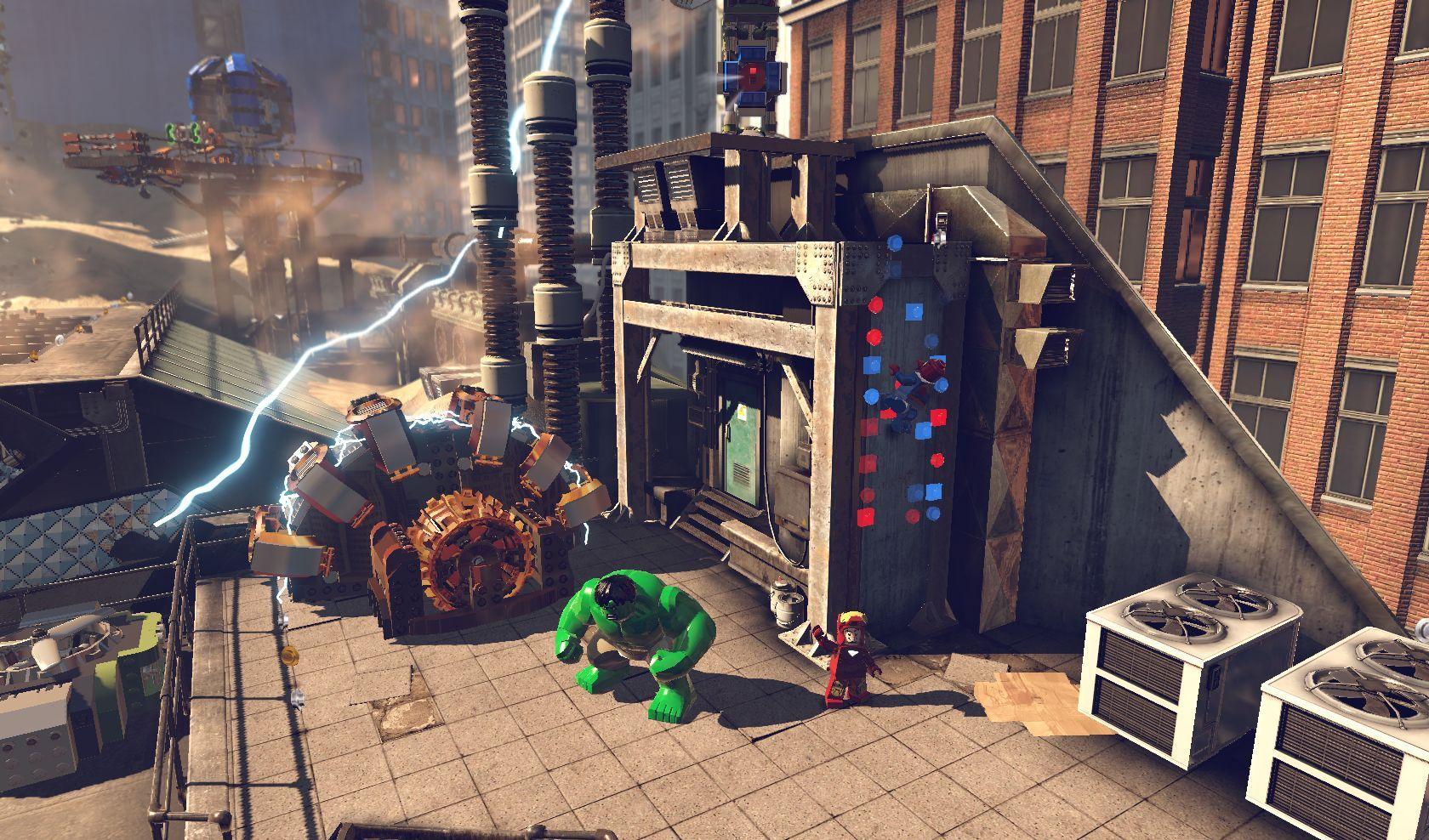 LEGO Marvel Super Heroes (Xbox 360) - 7