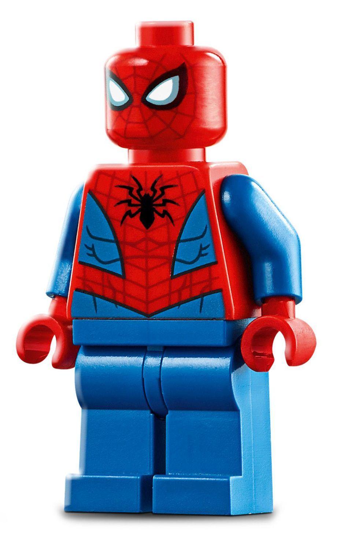 Конструктор Lego Marvel Super Heroes - Spider-Man Mech (76146) - 6