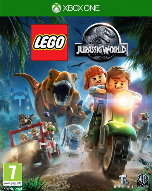 LEGO Jurassic World (Xbox One) - 1