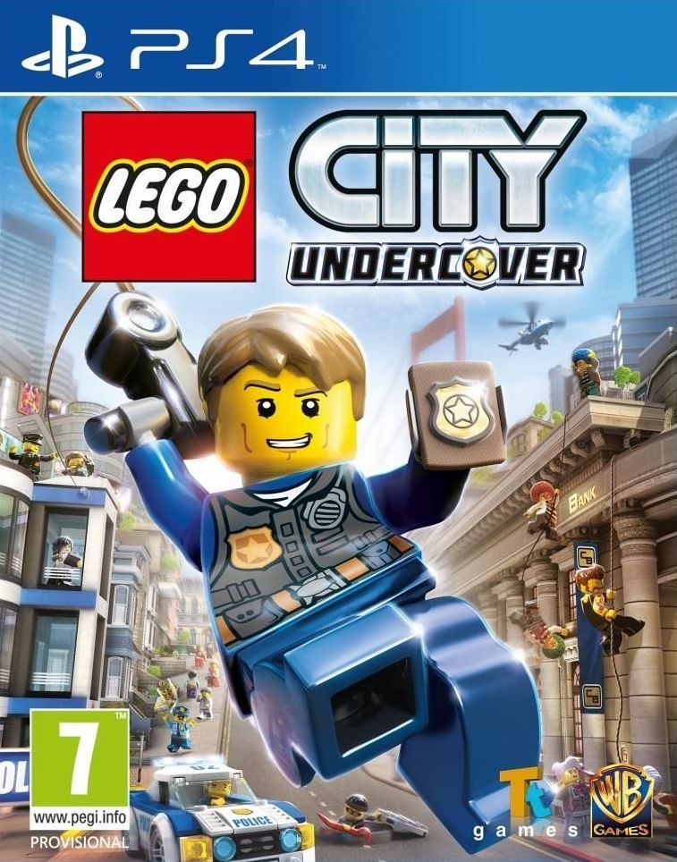 LEGO City Undercover (PS4) - 1