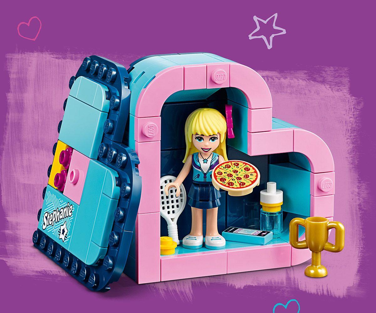 Конструктор Lego Friends - Кутията с форма на сърце на Stephanie (41356) - 6