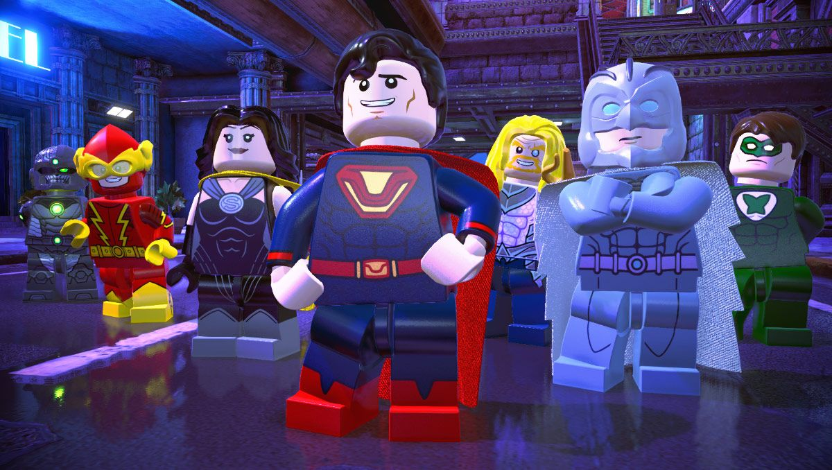 LEGO DC Super-Villains (PS4) - 6