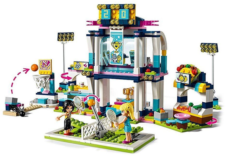 Конструктор Lego Friends - Спортната арена на Stephanie (41338) - 6